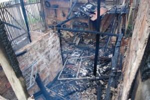 Manhuaçu: briga de casal termina com oficina incendiada em Realeza