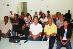 Manhuaçu: APAE e pactuação da saúde marcam a reunião dos conselheiros de saúde