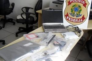 Manhuaçu: Polícia Federal desenvolve operação contra pedofilia. Policiais agiram no município