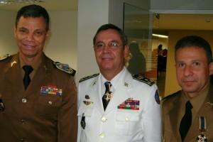 Homenagem: Tenente Coronel Santiago é homenageado com Medalha do Mérito Judiciário Militar