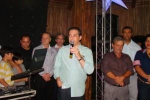 Política: João Magalhães recebe amigos em Manhuaçu. Lideranças de toda região participaram