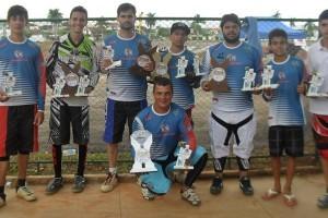 Esporte: Ciclistas de Manhuaçu brilham em Sete Lagoas