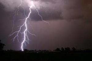 IGAM alerta para previsão de fortes chuvas em Manhuaçu nas próximas horas