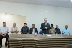 Manhuaçu: Conselho Municipal de Segurança Pública empossa nova diretoria