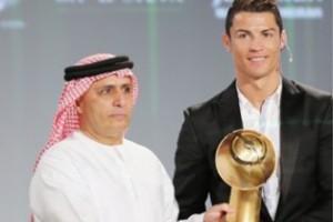 """Melhor do mundo:  Cristiano Ronaldo diz que merece ganhar """"Bola de Ouro"""" todo ano"""