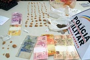 Manhuaçu: Operação prende suspeitos de tráfico de drogas no Engenho da Serra