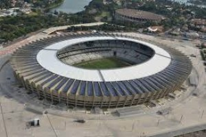 Copa do Mundo: Mineirão receberá jogos de Argentina, Inglaterra e Colômbia na primeira fase