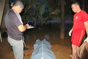 Manhuaçu: mulher morre afogada. Corpo encontrado na região da baixada
