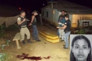 Divino: mulher é assassinada na frente dos filhos