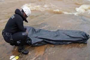 Miradouro: mulher morre afogada no Rio Glória