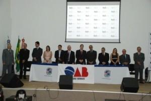 Manhuaçu: OAB entrega carteiras a novos advogados e estagiários