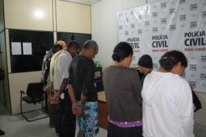Manhuaçu: Polícia Civil prende acusados de pedofilia em Santo Amaro de Minas