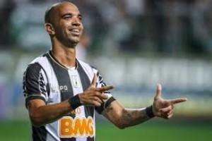 Atlético: Diego Tardelli  é alvo do Corinthians