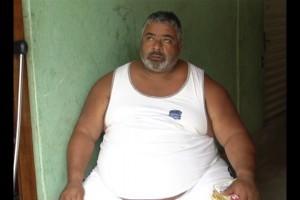 Solidariedade: morador de Caratinga pede ajuda para emagrecer