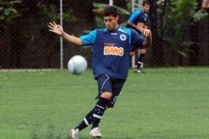 Manhuaçu: quarta-feira de jogo beneficente com a presença de Vinícius Araújo, do Cruzeiro