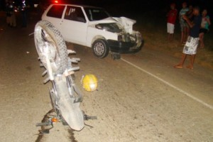 Manhuaçu: acidente mata motociclista na Ponte da Aldeia