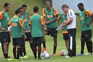 Minas: Cruzeiro preparado para encarar a URT; Galo faz jogo treino; América definido