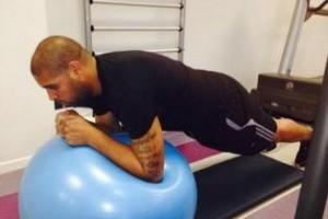 Adriano: jogador não se reapresenta ao Atlético/PR