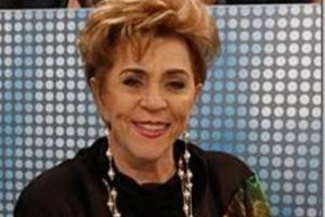 "Artistas: morre a atriz Marly Marley, ex-jurada do ""Programa Raul Gil"""
