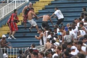 Vasco: Força Jovem ficará três anos proibida de ir ao estádio