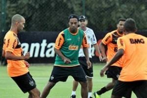 Atlético: atividades 2014 começam com reunião e treino com bola