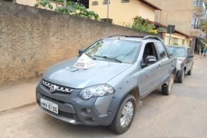 Reduto: veículo roubado e clonado em BH é localizado. Autores foram presos