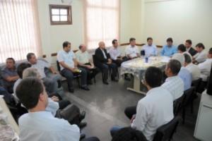 Manhuaçu: ACIAM debate sobre infraestrutura para o crescimento do município. Apresentado projeto do novo Fórum
