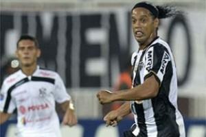 Atlético vence na Libertadores com gol no final da partida