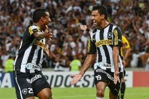 Libertadores: Botafogo e Atlético/PR se classificam