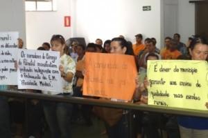 Manhuaçu: Câmara realiza audiência pública sobre nucleação de escolas
