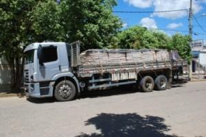 Ipanema: um caminhão é furtado. PM evita furto de outro caminhão