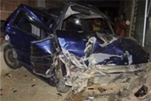 Simonésia: acidente mata mulher e fere mais três pessoas