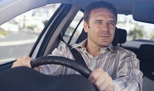 dirigindo corretamente - postura