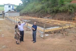Manhuaçu: obra de reforma da sede do IF segue em Realeza