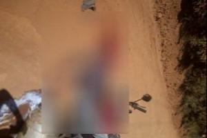 Caratinga: leiteiro é assassinado no córrego Santa Luzia