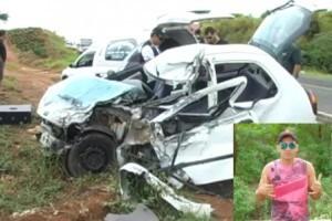 Guaranésia: rapaz de Ipanema morre em acidente de carro
