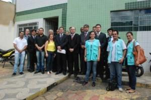 Manhuaçu: OAB aponta irregularidades no presídio da cidade. Cadeia está superlotada