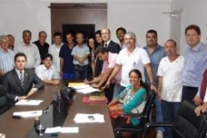 Manhuaçu: Prefeitura protocola novo Plano de Cargos e Salários do SAAE
