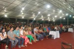 Matipó: Univértix recebe alunos para ano letivo 2014