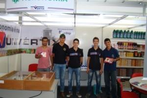 Manhuaçu: Univértix participa do Simpósio de Cafeicultura. Veja fotos do Stand
