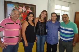 Manhuaçu: deputado João Magalhães se reúne com lideranças da região