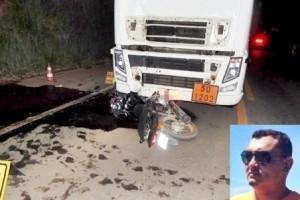 Fervedouro: acidente de motocicleta mata professor de educação física