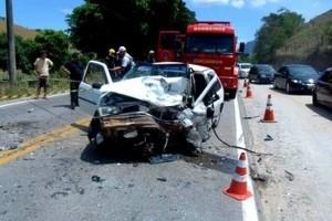 Carnaval: 56 mortos em 1.089 acidentes nas estradas mineiras