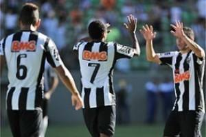 Minas: Atlético encerra primeira fase do Mineiro com goleada