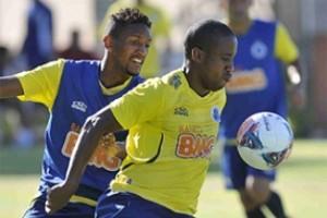 Minas: Borges volta aos treinamentos no Cruzeiro