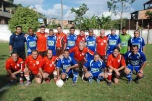 Manhuaçu: UBA vence Burakão em jogo amistoso de veteranos