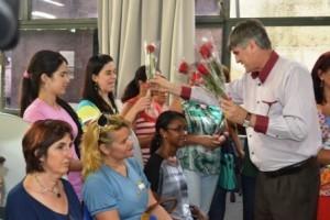 Manhuaçu: Dia Internacional da Mulher é comemorado na Prefeitura