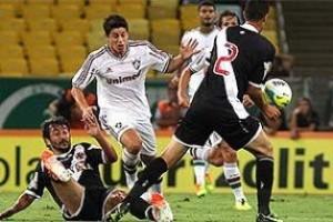 Nacional: Vasco e Fluminense empatam. Palmeiras vence Bragantino
