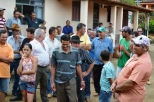 Manhuaçu: Prefeitura e EMATER realizam dia de campo em Palmeiras