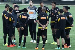 Libertadores: Atlético treina para jogo de vida ou morte